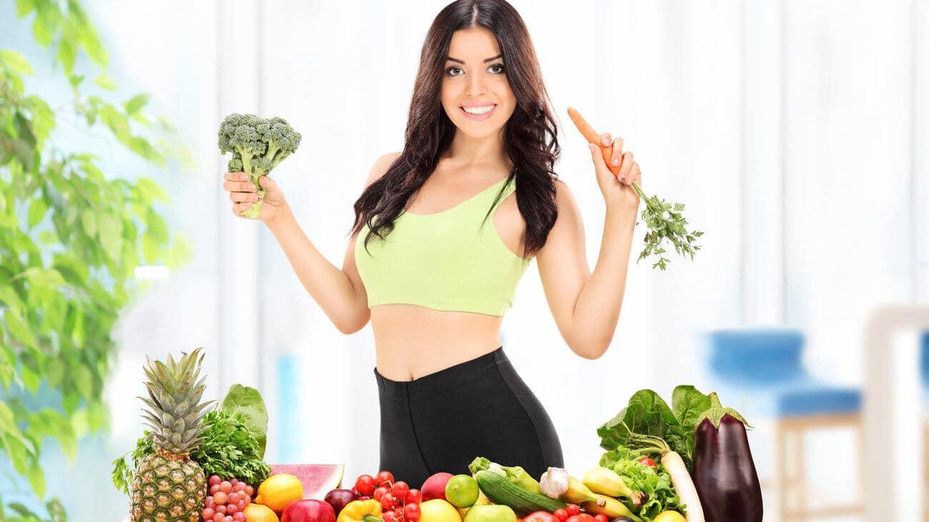 chế độ ăn uống giảm mỡ đùi
