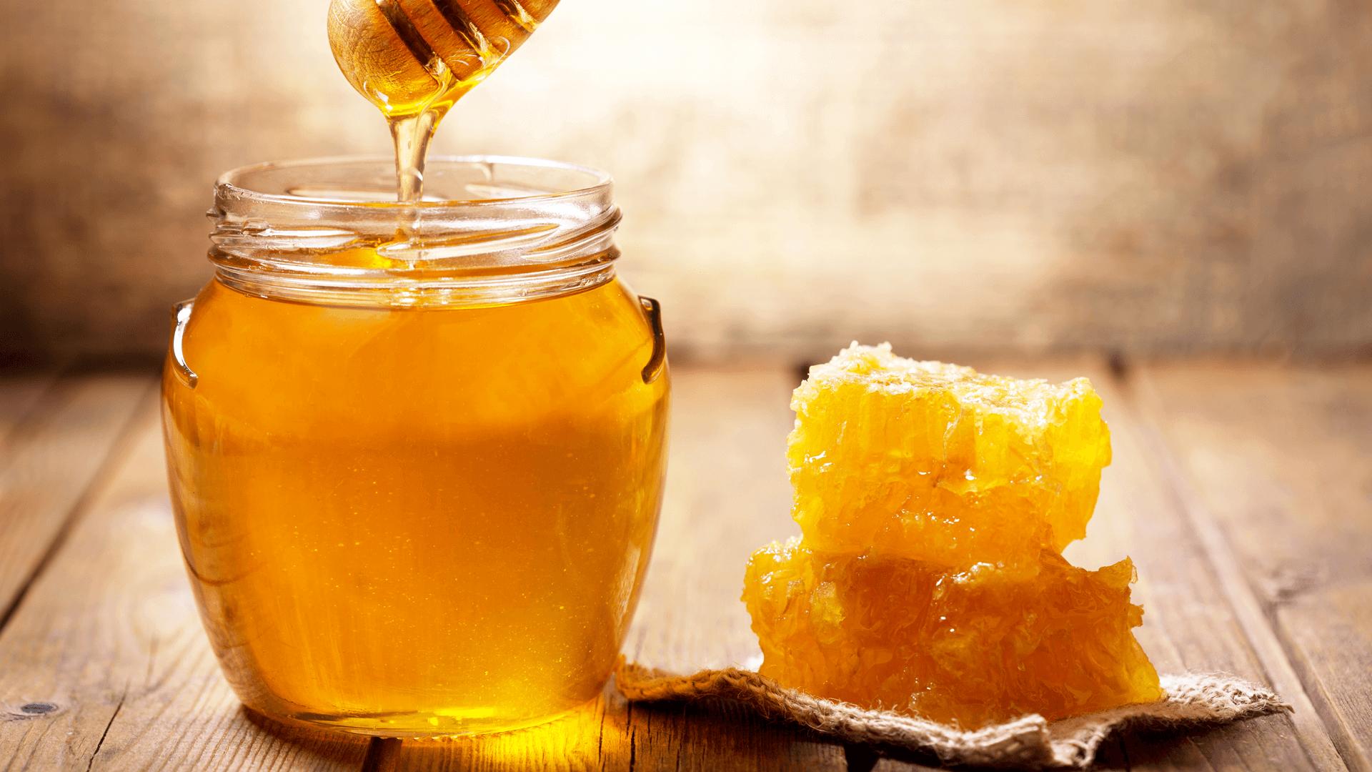 trị sẹo lồi bằng mật ong