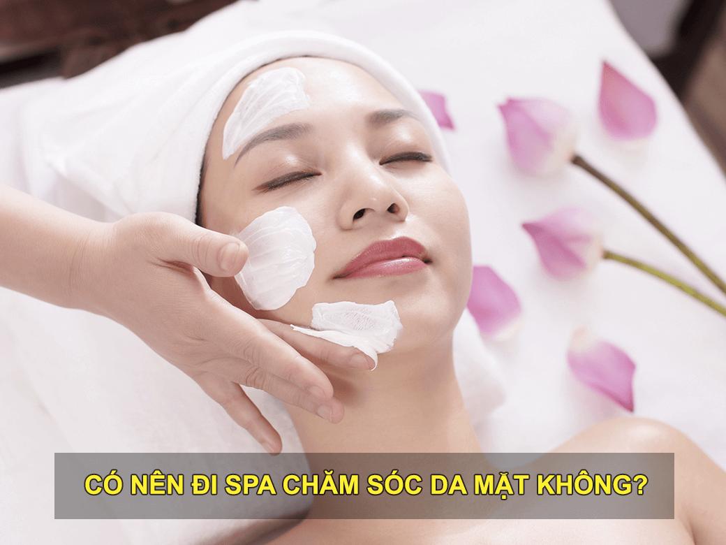 spa chăm sóc da mặt