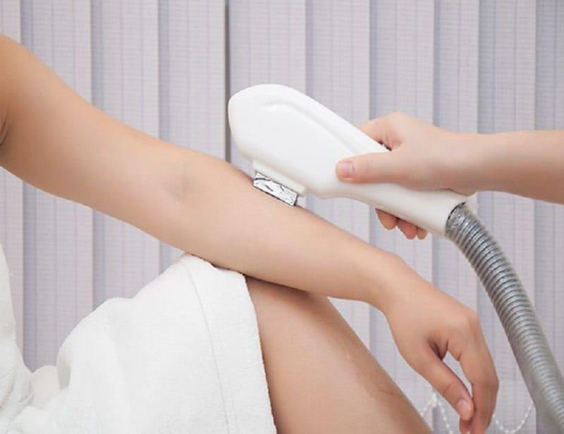 Triệt lông giúp trị viêm nang lông và trị mụn bạn cần biết tại Midu Spa Thủ Đức