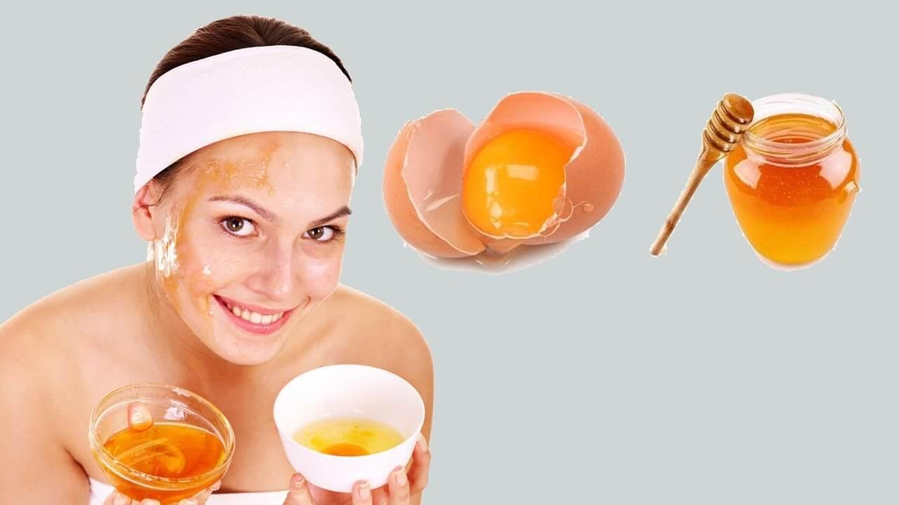 cách trị nám tàn nhang bằng mật ong và lòng trắng trứng