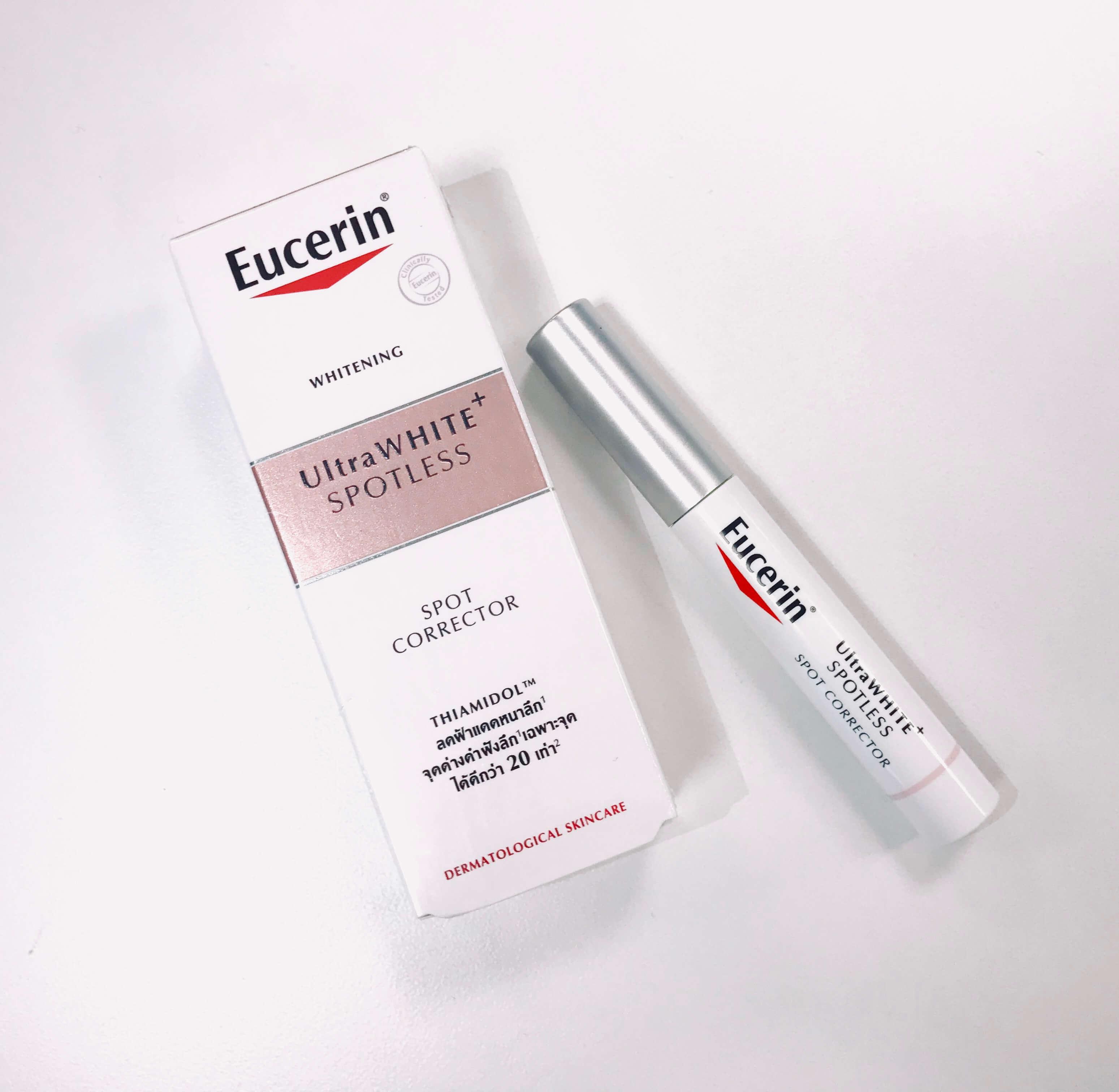 kem trị nám tàn nhang eucerin utrawhite spotless