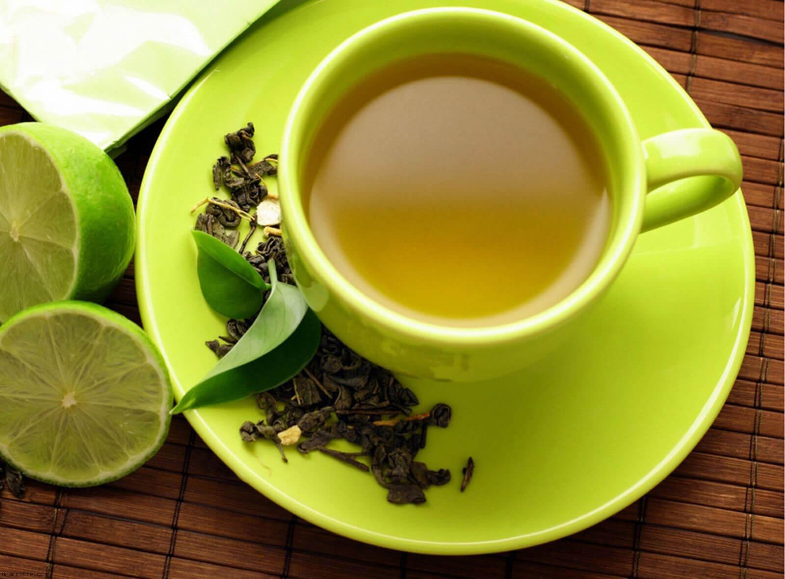 trị tàn nhang bằng trà lá tía tô