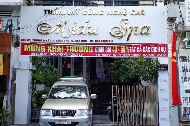Midu Spa - thẩm mỹ viện uy tín, chất lượng hàng đầu Việt Nam