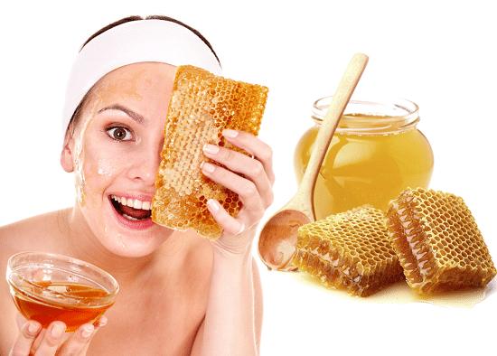 Mật ong giúp trị mụn ẩn, cấp ẩm và làm sáng da