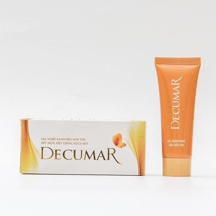 Decumar có nguồn gốc rõ ràng, được kiểm tra về chất lượng nghiêm ngặt