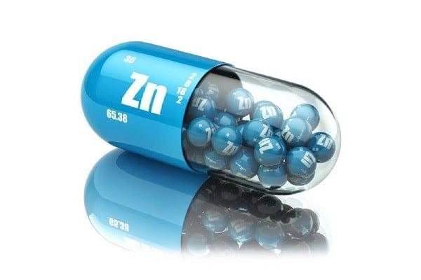 Zinc đóng vai trò quan trọng đối với làn da