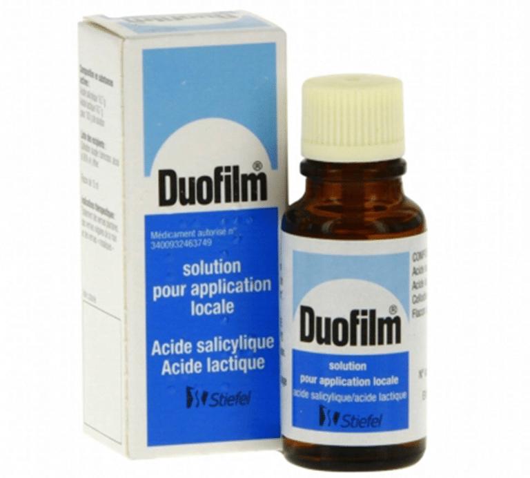 Sản phẩm thuốc Duofilm 15ml