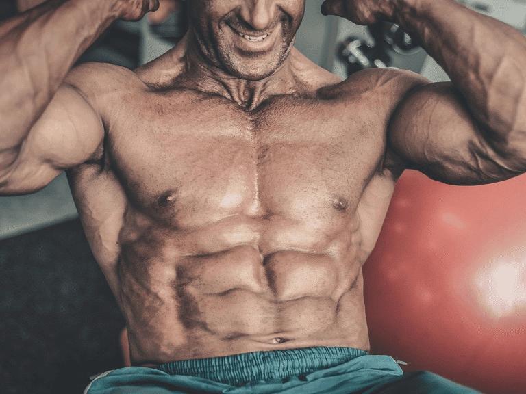 Duy trì quá trình tập luyện để duy trì cơ bụng 6 múi