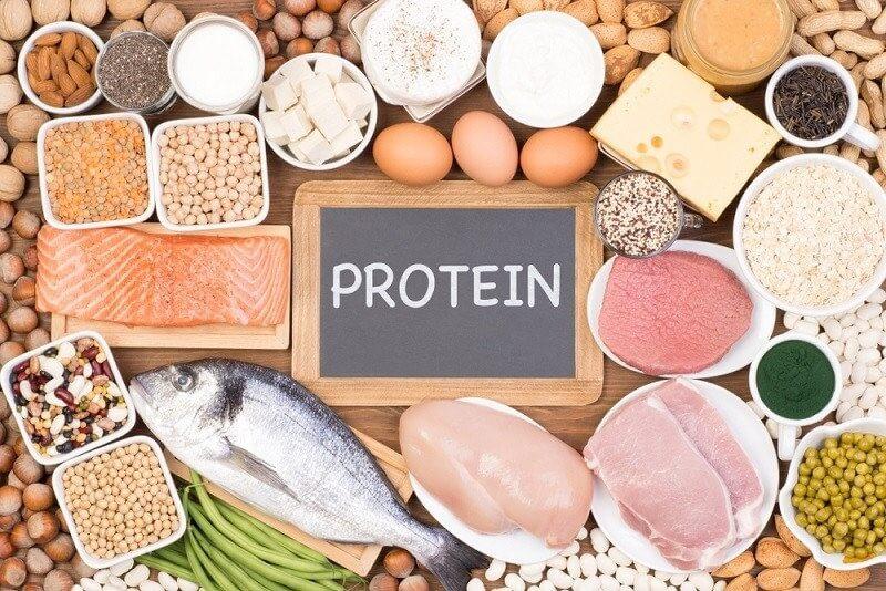 Protein giúp cải thiện vòng 3