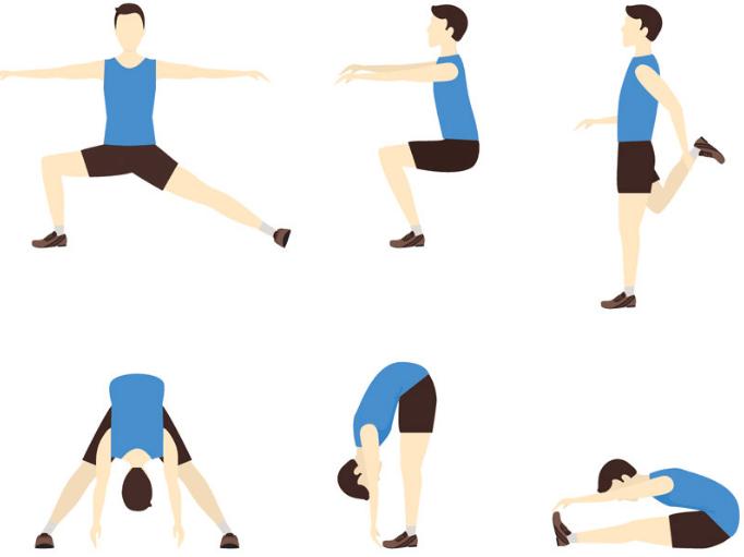 Cần nắm rõ và chắc các động tác khởi động cơ bản trước khi tập street workout.