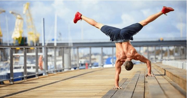 Street workout là lựa chọn tuyệt vời cho bạn