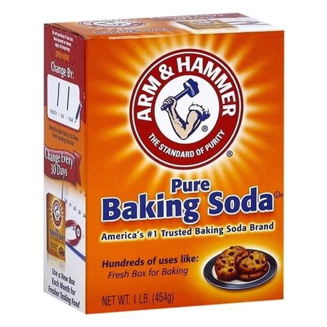 Baking Soda và hiệu quả cải thiện làn da