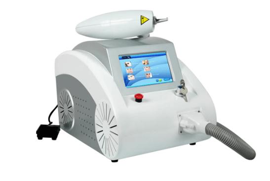 Công nghệ tiên tiến Laser Nd Yag giúp tẩy nốt ruồi hiệu quả và an toàn.