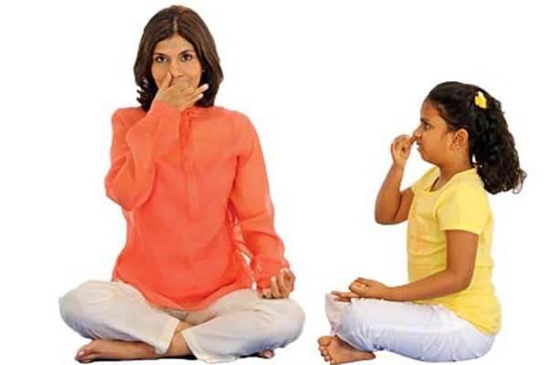 cách làm mũi cao bằng phương pháp yoga