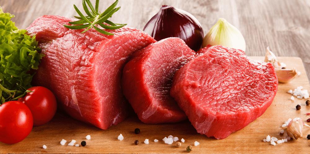 Tránh ăn thịt bò