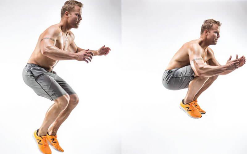 fitness luyện tập tốc độ