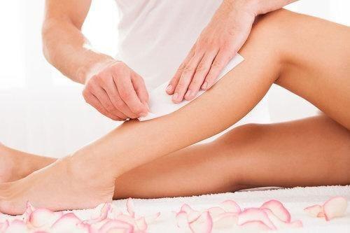 Mỡ trăn có thể dùng để triệt lông