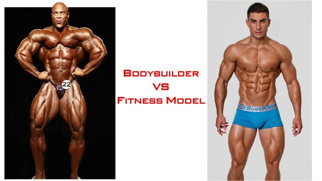 phân biệt Fitness và Bodybuilding