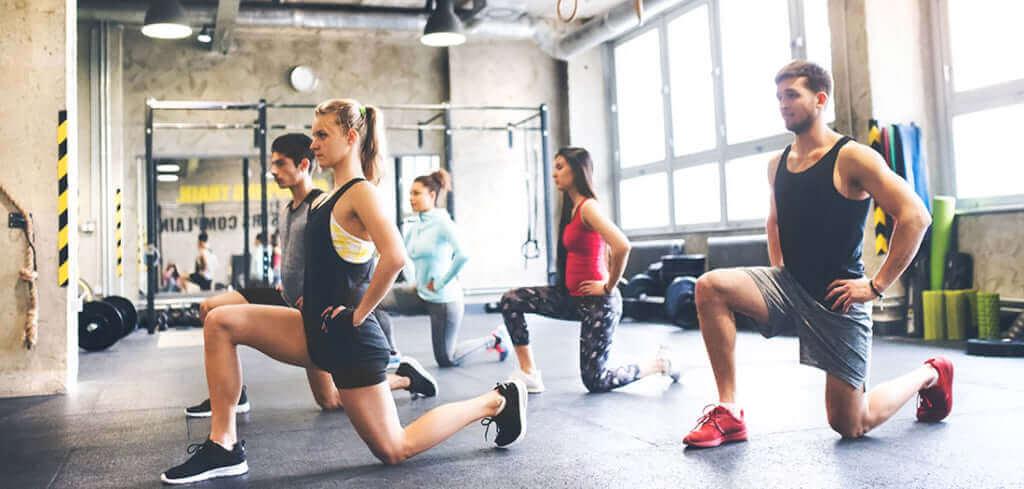 tác dụng tập fitness