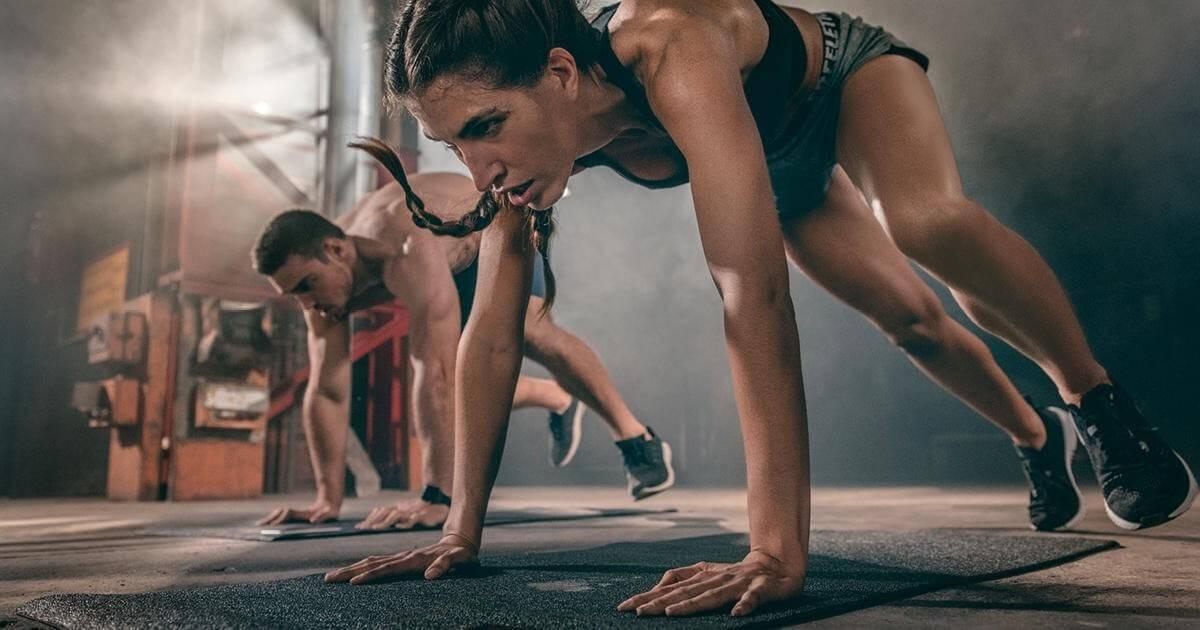 Các bài tập HIIT giảm béo