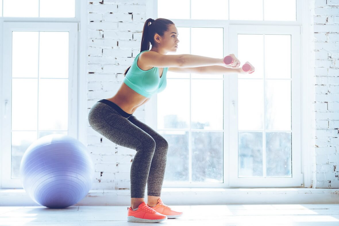lợi ích của việc tập squat