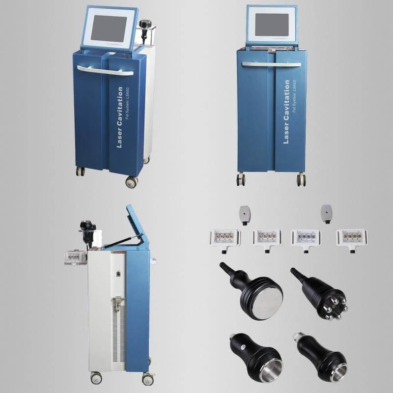 Máy giảm béo LS650 kết hợp 4 công nghệ hiện đại