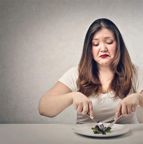 sai lầm khi ăn kiêng giảm cân