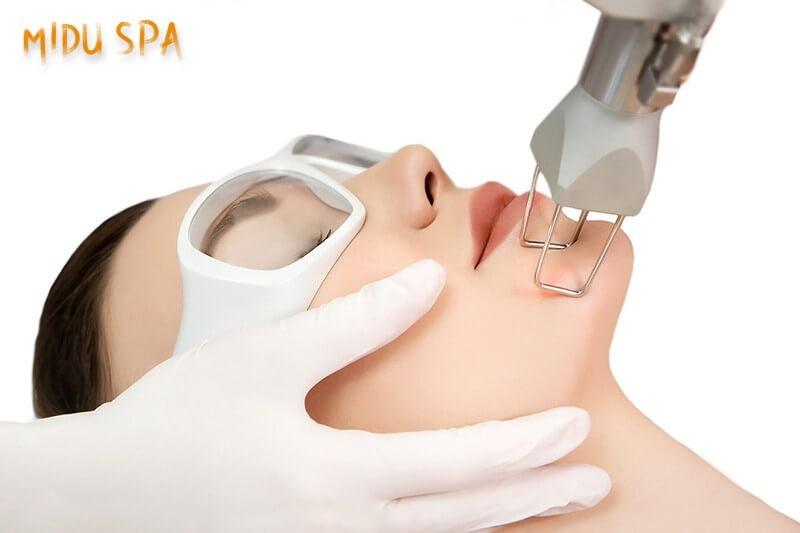 Dịch vụ spa trị mụn cóc với công nghệ Laser CO2 hiện đại.