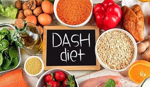 thực đơn ăn kiêng dash diet
